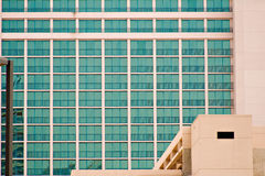 nowoczesne okna Obraz Stock