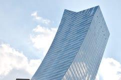 nowoczesne okna zbudować biurowych Zdjęcia Stock
