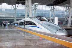 nowoczesne pociąg Obrazy Stock