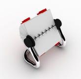 nowoczesne rolodex tucka Obraz Stock