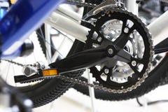 nowoczesne rower zdjęcie stock