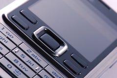 nowoczesne ruchomego telefon obraz stock