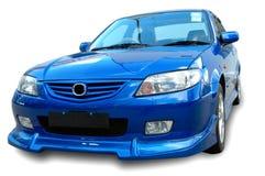 nowoczesne sportive samochodowy Obrazy Stock