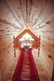 nowoczesne wewnętrznego w domu żywa izbowa część dom Abstrakcjonistyczny plamy sypialni wnętrze dla tła Wnętrze wygodna sypialnia Zdjęcie Royalty Free