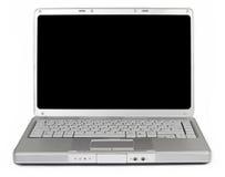 nowoczesne widescreen laptopa Obrazy Royalty Free