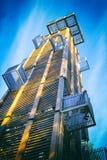 nowoczesne wieży Zdjęcia Royalty Free