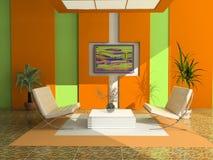 nowoczesne wnętrze Fotografia Stock