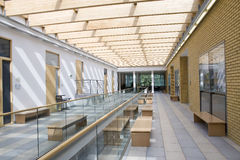 nowoczesne wnętrze Zdjęcie Stock
