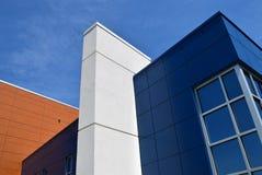 3 nowoczesnej budowy Obrazy Royalty Free