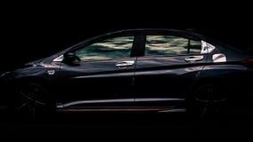 nowoczesny samochód Zdjęcie Royalty Free