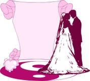 nowożeńcy Zdjęcie Royalty Free