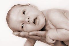 nowonarodzone dziecko Zdjęcia Royalty Free