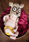 Nowonarodzony dziecko Obraz Royalty Free