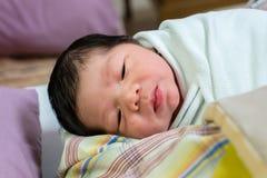 Nowonarodzony dziecko Fotografia Stock