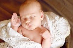 nowonarodzony dziecko cukierki Obrazy Stock