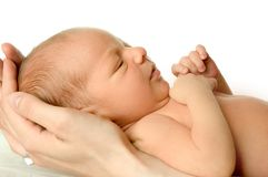 noworodek Obrazy Stock