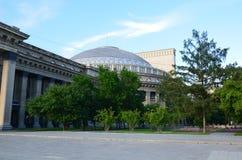 NOWOSIBIRSK, RUSSLAND - 30. JULI 2016 stockbild