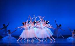 nowożytny chiński taniec Zdjęcie Stock