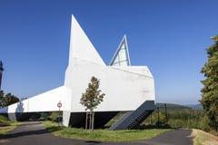 Nowożytny kościół w Niemcy Obraz Stock