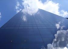 Nowożytny Szklany drapacz chmur Zdjęcie Stock
