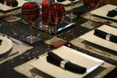 Nowożytny tableware 3 Zdjęcie Royalty Free