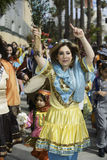 Nowruz parade Royalty Free Stock Images