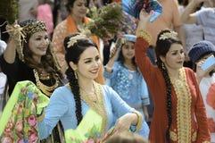 Nowruz parade Stock Image