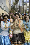 Nowruz parade Royalty Free Stock Photo