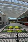Nowy atrium Cleveland muzeum sztuki Obraz Stock