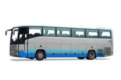 nowy autobus Fotografia Royalty Free