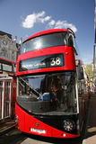 nowy autobusowy London Obraz Stock