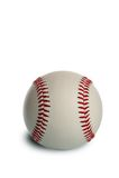 nowy baseballu Obraz Stock