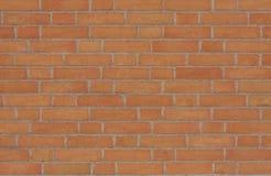 Nowy biały ściana z cegieł wzór - symetryczny tło zdjęcie royalty free