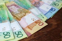 Nowy Białoruski pieniądze Obrazy Royalty Free