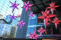 nowy Boże Narodzenie sezon York zdjęcia stock