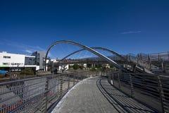 nowy bridżowy Holyhead zdjęcia royalty free