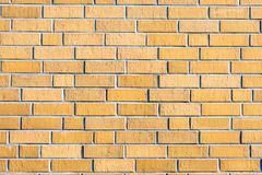Nowy brudno- ściana z cegieł obraz stock