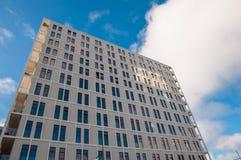 Nowy budynek w Północnym schronieniu Kopenhaga Zdjęcie Stock