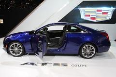 Nowy Cadillac ATS Coupe 2014 zdjęcie royalty free