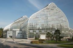 Nowy climatizer w Głównym ogródzie botanicznym Fotografia Royalty Free