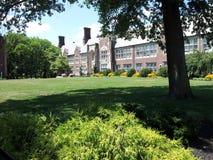 Nowy - dżersejowy uniwersytet miasta, Dżersejowy miasto, NJ Zdjęcie Stock