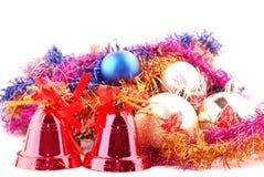 nowy dekoracja rok s Zdjęcie Royalty Free