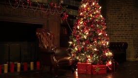 nowy dekoracji drzewny lat zbiory