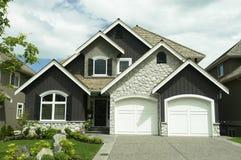 nowy dom Fotografia Royalty Free