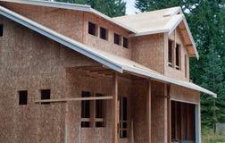 Nowy dom zdjęcia stock