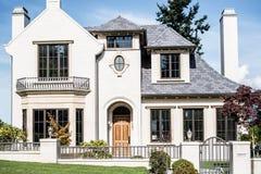 nowy dom Obraz Royalty Free