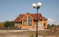 nowy dom drzewo Zdjęcia Royalty Free