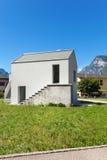 Nowy dom, outdoors Obraz Stock
