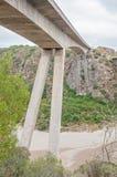 Nowy droga most nad Gouritz rzeką Obrazy Royalty Free