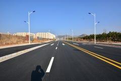 Nowy drogi i infrastruktury use Zdjęcie Royalty Free
